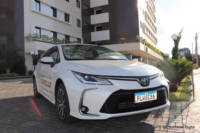 AUTO & MOTO | Testamos o All New Corolla 2020 em Vitória da Conquista