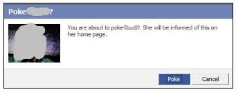 How Do You Poke Somebody on Facebook