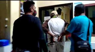 Pembacok Subangun Berhasil Diringkus Polsek Balung