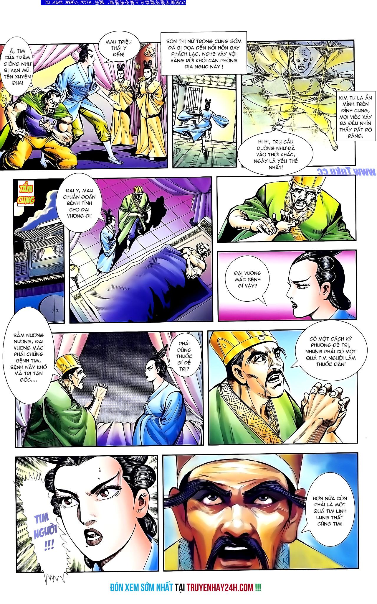 Cơ Phát Khai Chu Bản chapter 134 trang 30
