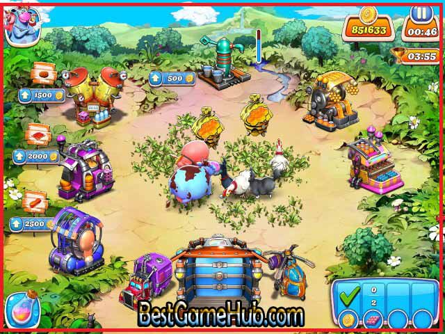 Farm Frenzy Hurricane Season High Compressed Game Free Download