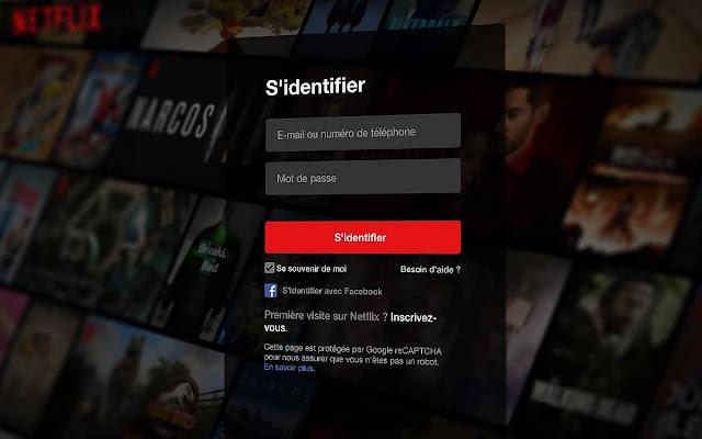 كيفية الحصول على حساب وكلمة مرور Netflix المجانية