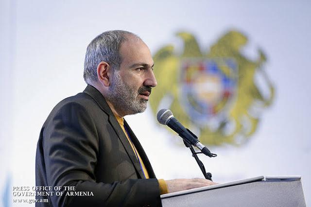 Pashinyan dice que hay que superar las líneas divisorias religiosas