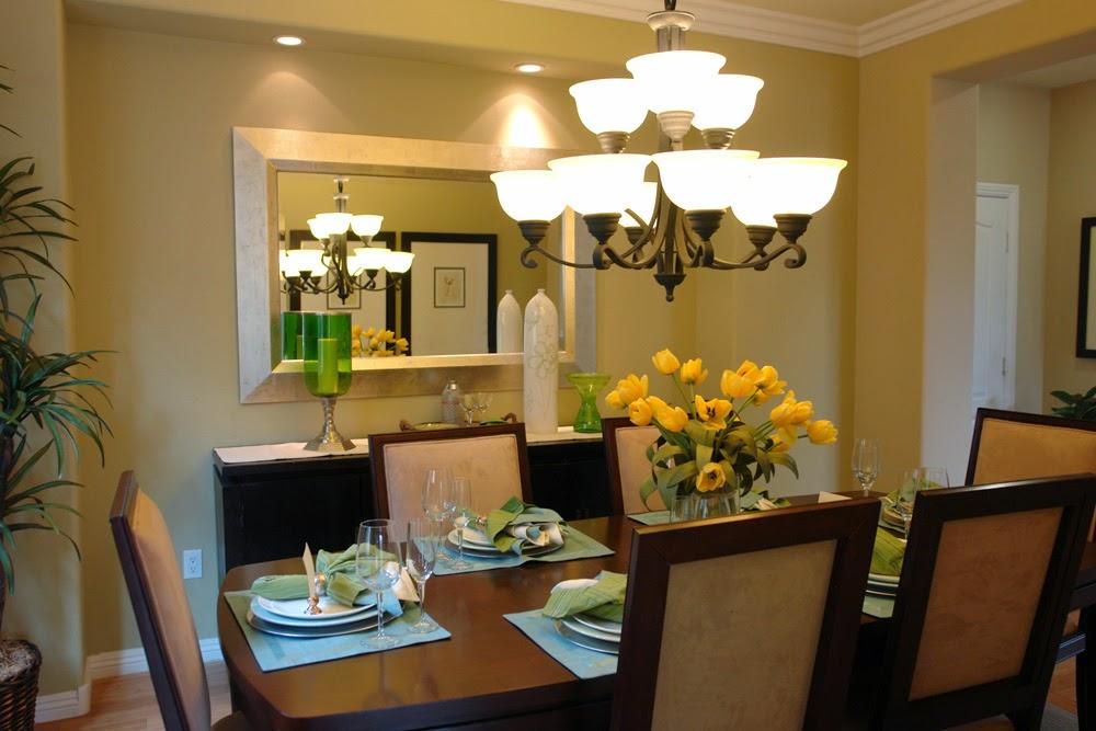 Gambar Lampu Hias Ruang Makan