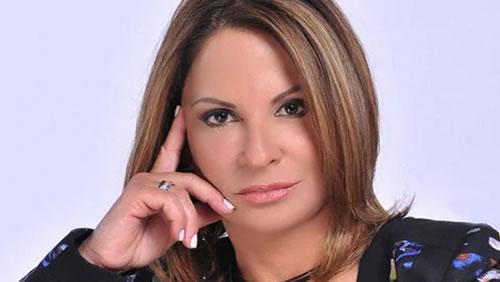 Ana María Polo  conductora del programa Caso Cerrado