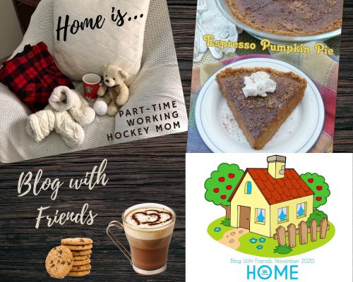 Blog With Friends, a multi-blogger project based post incorporating a theme, Home | Featured on www.BakingInATornado.com