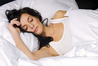Cara Melangsingkan Tubuh Walaupun Sedang Tidur