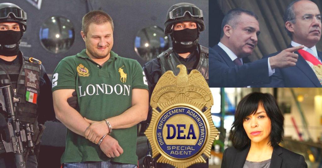 """""""La Barbie"""" era infiltrado de la DEA y el FBI en México y entregó información sobre corrupción del gobierno de Calderón"""