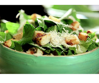 How to make caesar salad at home