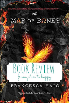 The second novel in the dystopian YA fantasy series called The Fire Sermon, Map of Bones is outstanding on its own and a great bridge to the final novel in the series!