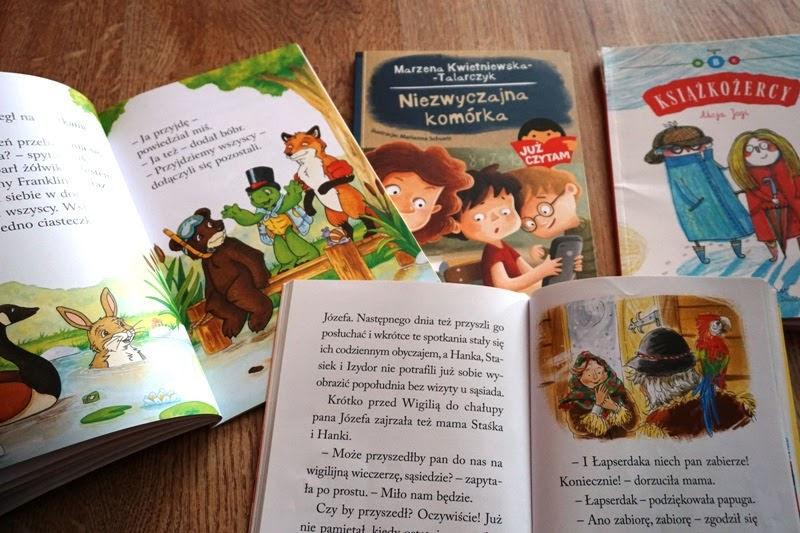 pierwsze książki do czytania dla sześciolatków
