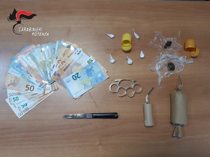 Detenzione e spaccio: un arresto a Senise (Pz)