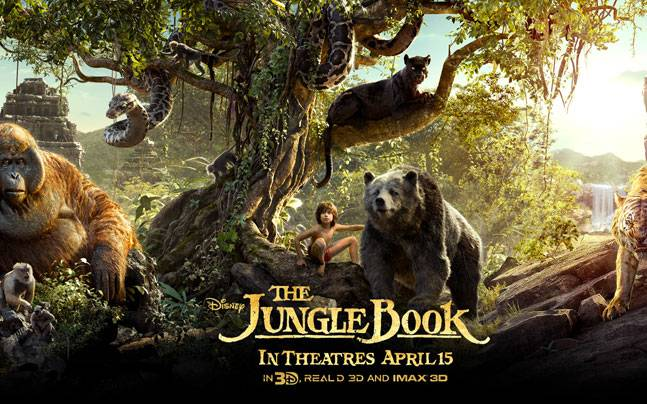 the jungle book Mowgli movie