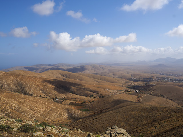L'entroterra di Fuerteventura