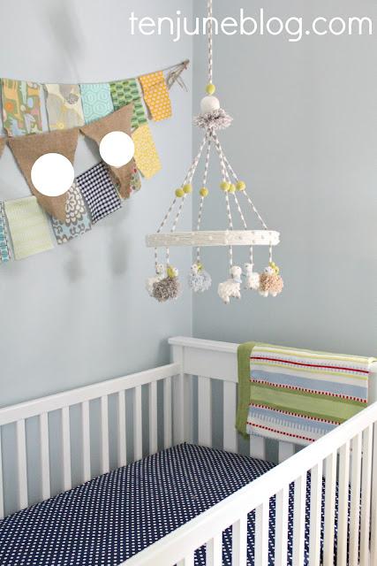 Ten June Baby Boy Nursery Source List