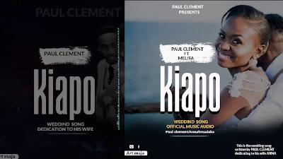 AUDIO   Paul Clement Ft Melisa John - Kiapo   Download