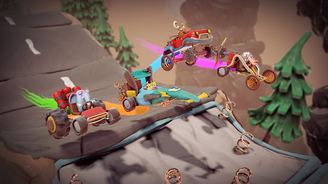 Frantics, el nuevo juego PlayLink, llegará el 7 de marzo