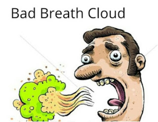 Home remedies for bad breath in hindi