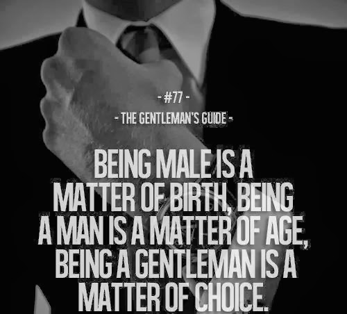 Inspirational Quotes About Being: Life Inspiration Quotes: Being A Man Inspirational Quote