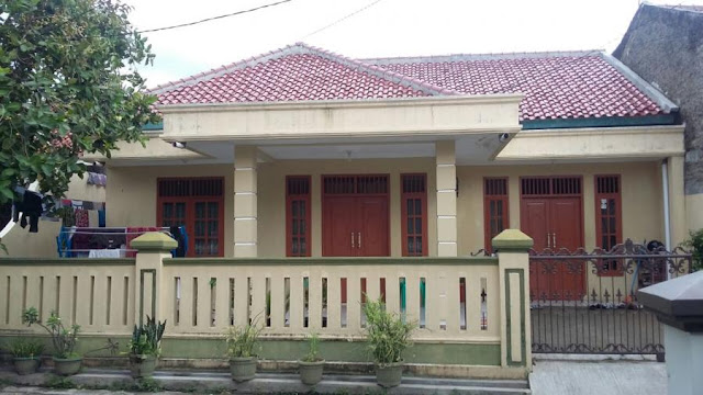 Anda yang tinggal di perkampungan tentunya juga menginginkan rumah yang indah dan nyaman 54 Desain Rumah Sederhana di Kampung Yang Terlihat Cantik dan Mewah