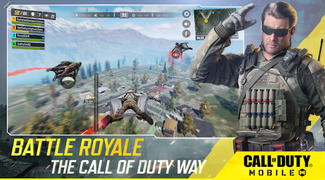 Call of duty games android