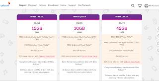 Paket Internet di Malaysia Termurah untuk Para Turis 2019