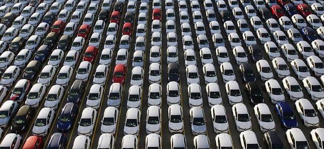 Ταξινομήσεις επιβατικών αυτοκινήτων Μαρτίου 2021