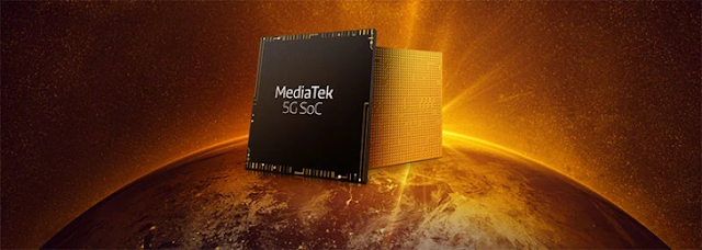 First mobile chipset with an integrated 5G modem announces by MediaTek