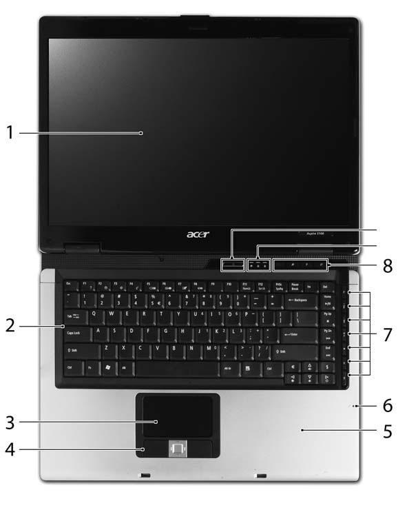 Acer aspire 5100 repair ifixit.