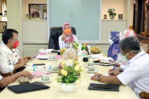 Pemprov Lampung Tingkatkan Pembangunan Pangan dan Gizi Masyarakat
