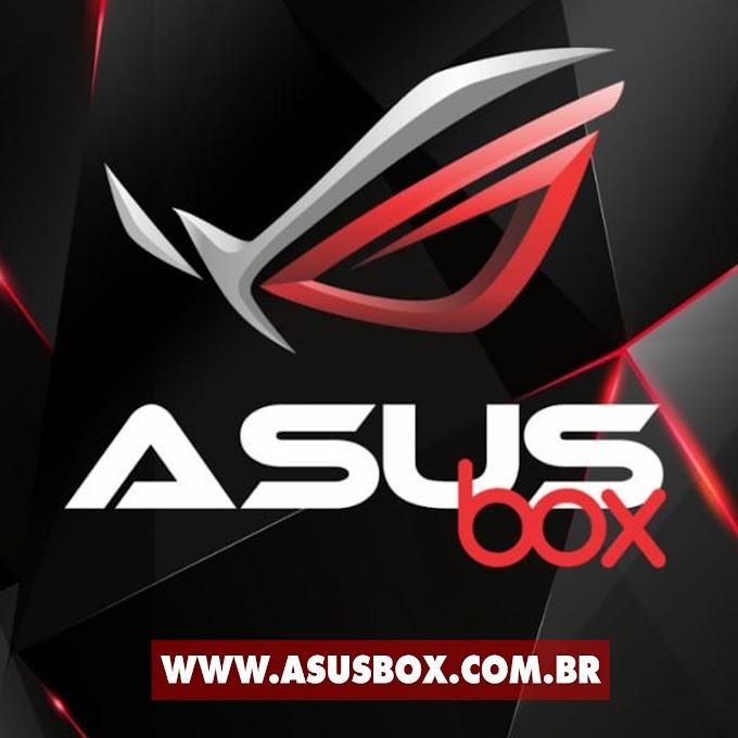 ASUSBOX MAIS IFORMAÇÕES E IMAGENS DA NOVA TV BOX CONFIRAM - 13/08/2019