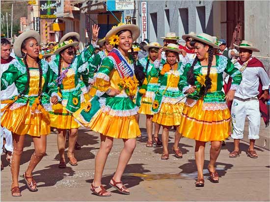 Programa Carnaval Chicheño 2017