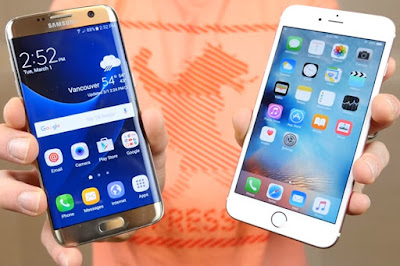 [Video] Adu Tahan Air, Samsung Galaxy S7 VS iPhone 6s