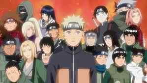 Pesan di Balik Kartun Naruto