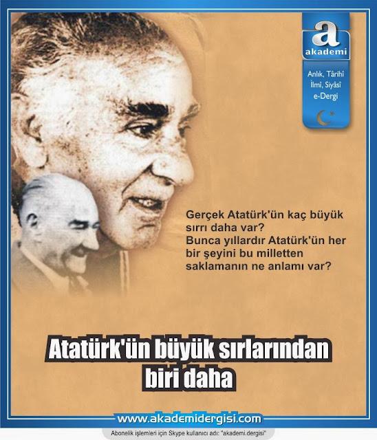 Abdürrahim Tuncak, akademi dergisi, gerçek yüzü, gizlenen gerçekler, Latife hanım, Mehmet Fahri Sertkaya, mustafa kemal atatürk, sabetayistler, uşşakizadeler, Yakın Tarih,