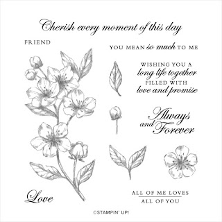 Stampin' Up! Forever Blossoms