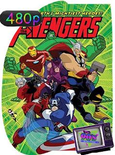 Los vengadores: los heroes mas poderosos del planeta [2010] Temporada 1-2 [480p] Latino [GoogleDrive] SilvestreHD