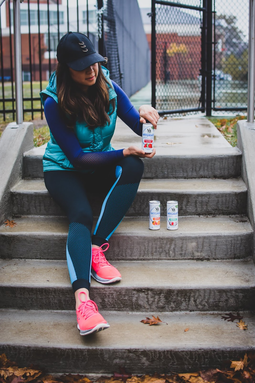 V8+hydrate drink, lifestyle, fitness blogger, healthy drink, mom blogger, dc blogger, cocktaiul/moicktail, low sugar drink, vegetable drink, photos, myriad musings