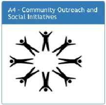 #4 Community Outreach and Social Initiatives