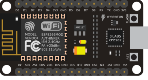 How to set static ip on ESP8266?