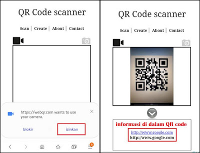 Cara Scan Barcode di HP 2