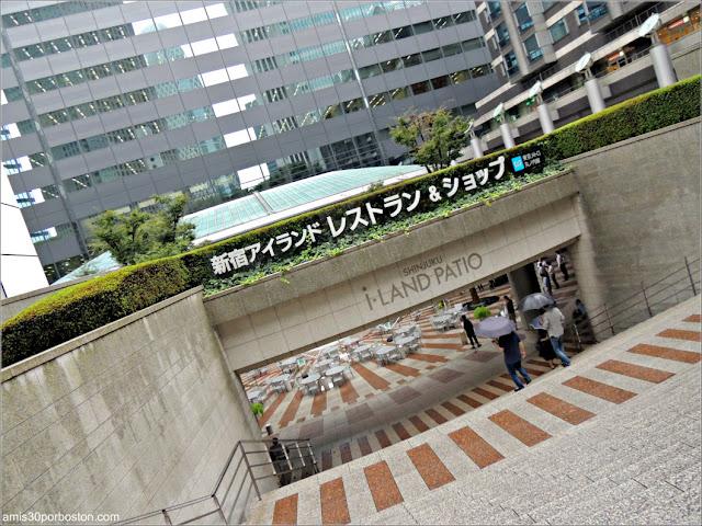 Shinjuku I-Land Tower, Tokio