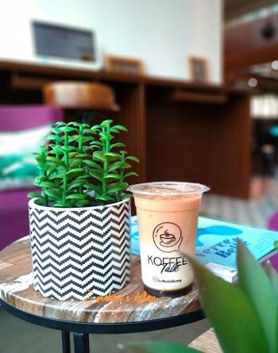 Koffee Haloe di Koffee Talk