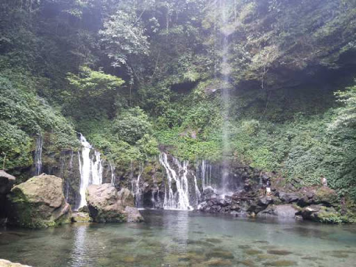 Air Terjun Langkuik Tamiang