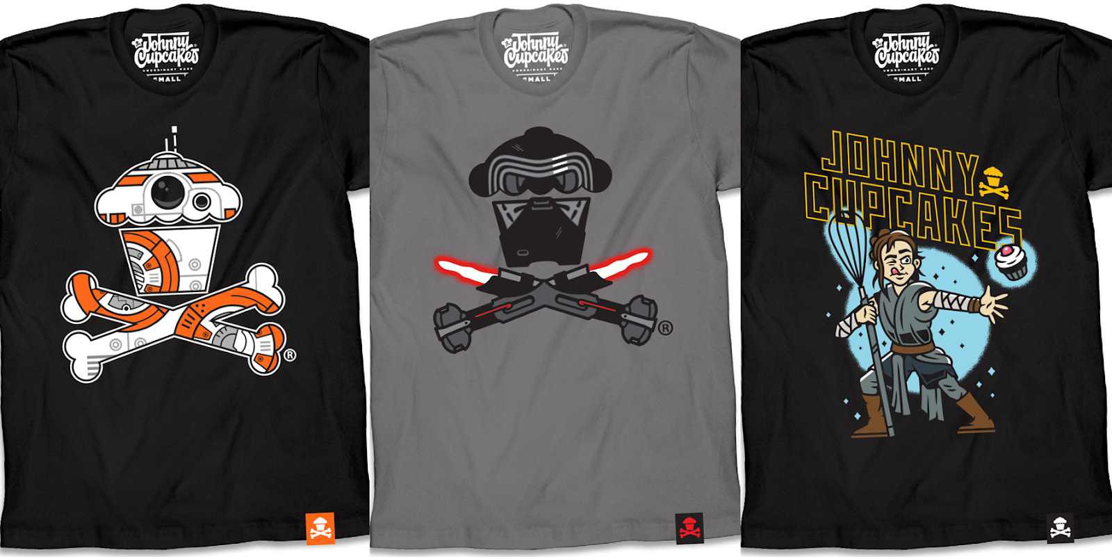 The Blot Says Star Wars The Rise Of Skywalker T Shirt Collection By Johnny Cupcakes
