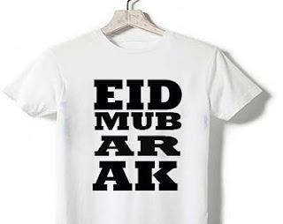 EID Mubarak t-shirts