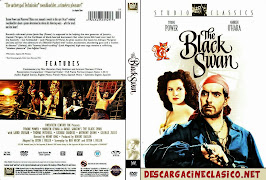 Carátula: El cisne negro (1942)
