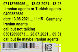 We have heard several apartment companies sell personal information to dictatorial countries
