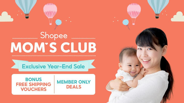 Shopee Mom's Club
