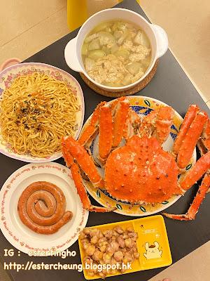 【自家煮】父親節慶生飯 ♥ 清蒸長腳蟹 | CLASSES 香港學習資訊平臺